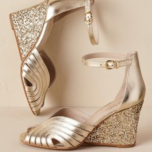 Seychelles Gold wedges